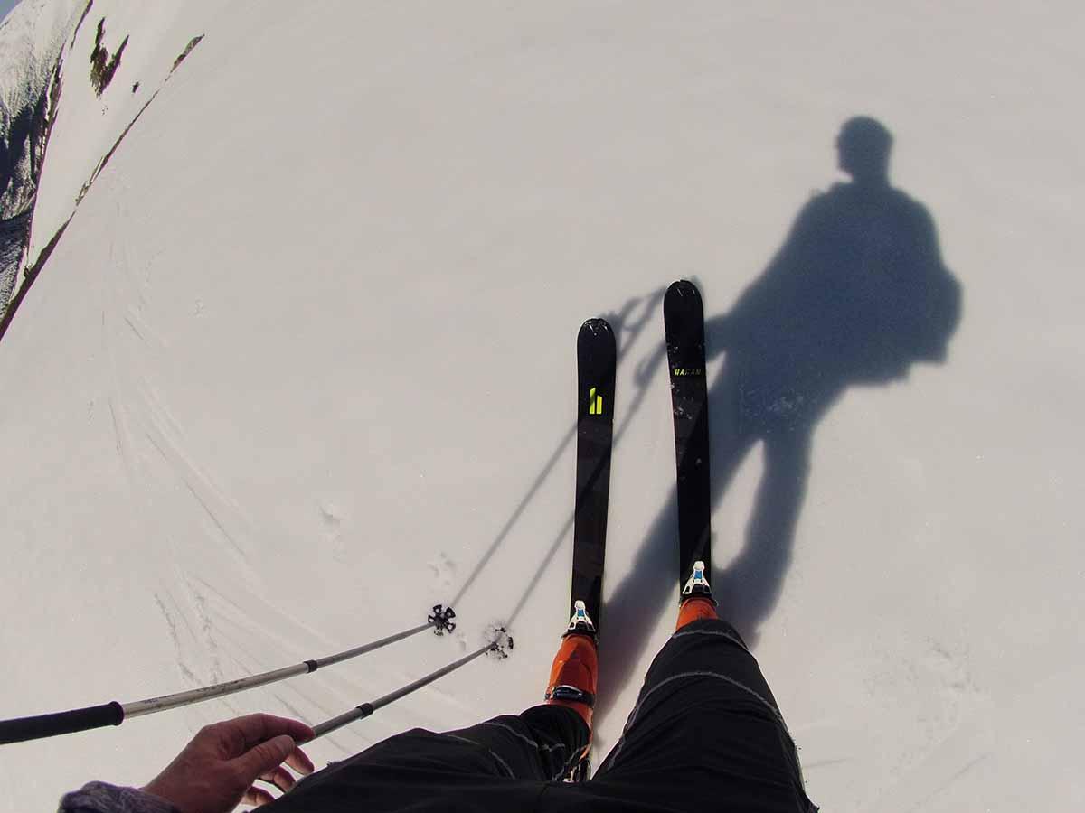 hagan ultra 76 skialp lyže