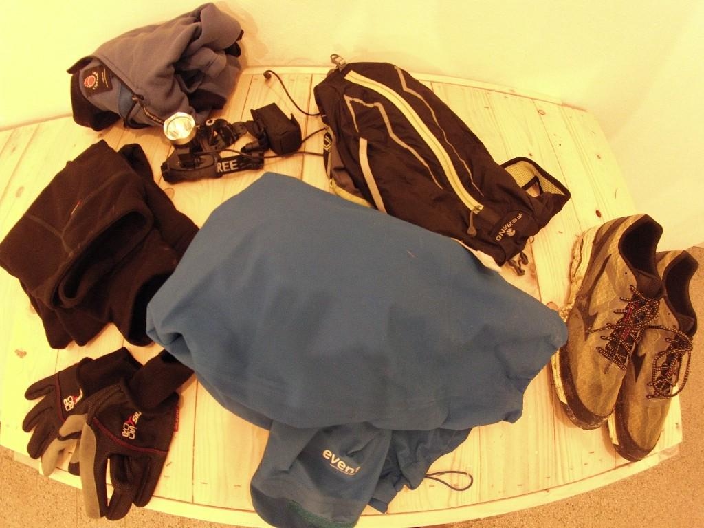 Outdoor výbava na tento trip + neprefúkave nohavice