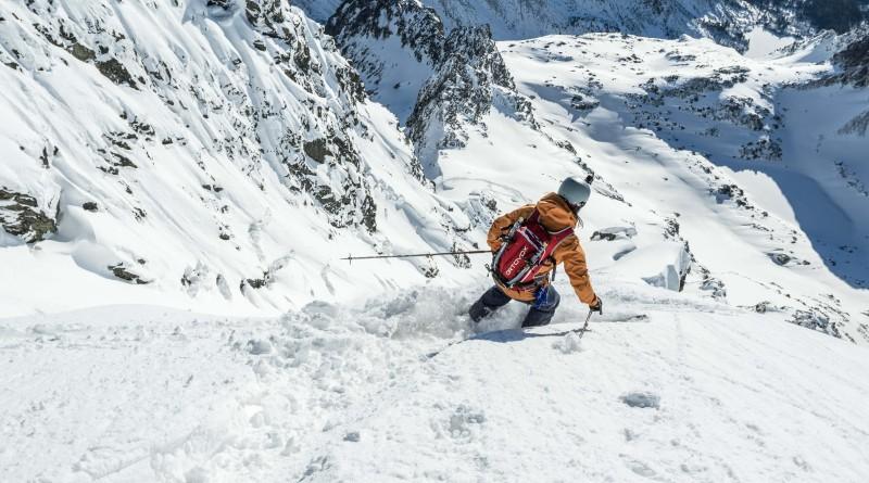 Extrem ski seriál #2 : Vysoká 2547 m.m.m