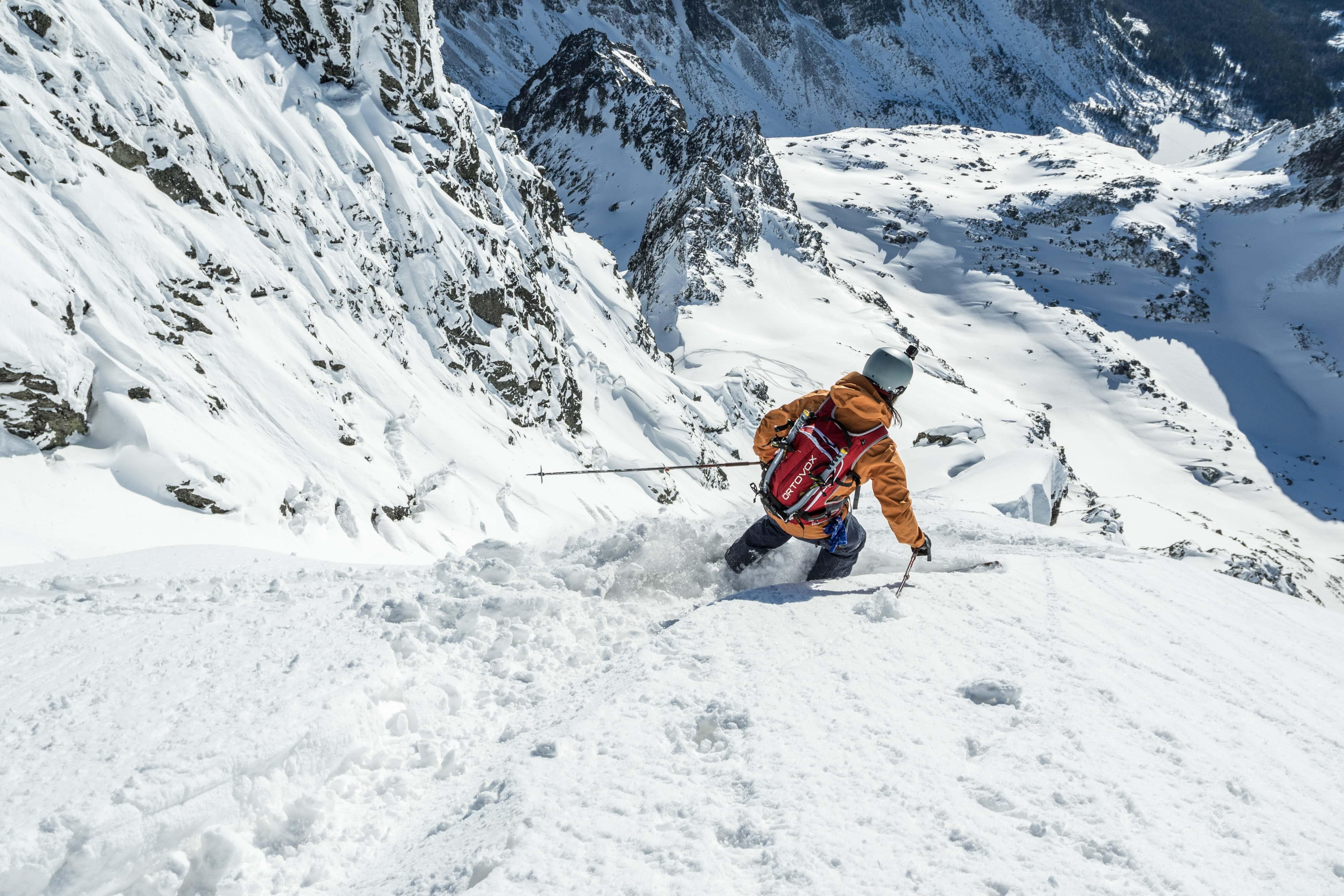 Expresky z hôr 44 - Extrem ski seriál