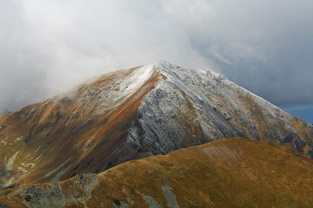Volovec, Západné Tatry (© Ladislav Blaho)