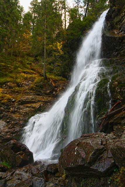 Roháčsky vodopád (© Ladislav Blaho)