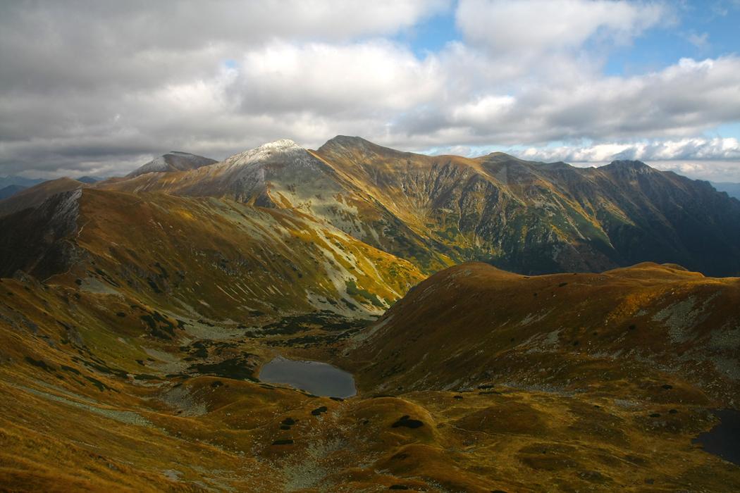 Nad Jamníckou dolinou (© Ladislav Blaho)
