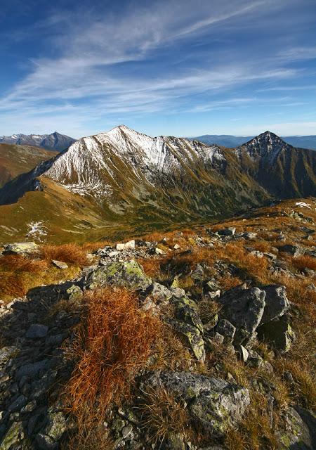 Bystrá a Nižná Bystrá, Západné Tatry (© Ladislav Blaho)