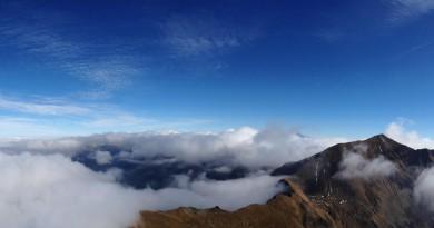 Bystrá v oblakoch, ZápadnéTatry (© Thom Krajča)