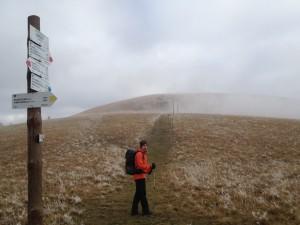 Zajo Volcano sofshellka vo Veľkej Fatre