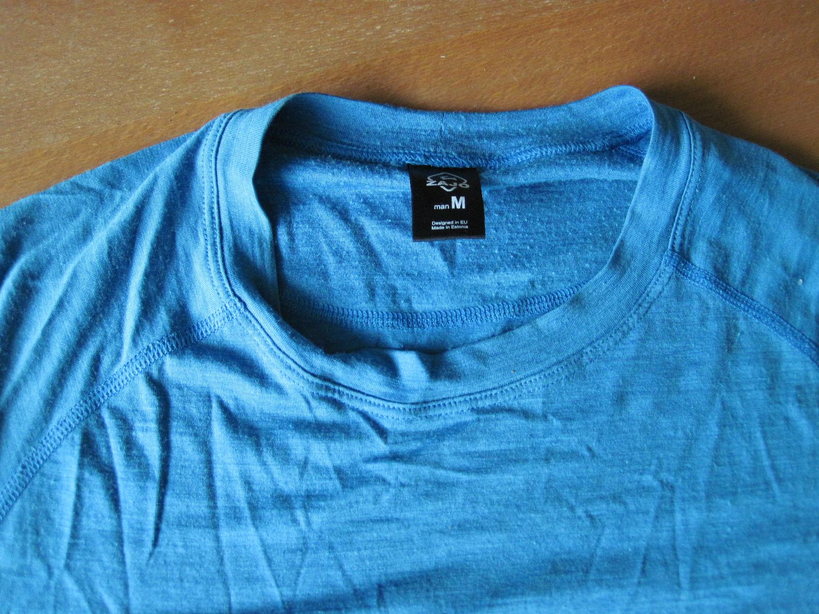 5e1de2bb6 Outdoor recenzia: Zajo tričko Merino wool