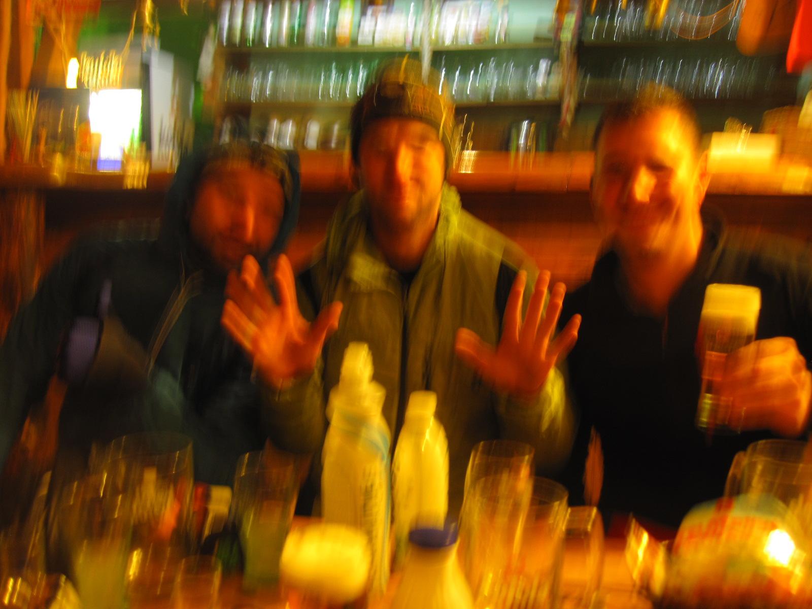 S chatarisom a Vladinom foto na chate po xternalitke