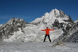 Zajo Volcano sofshell bunda v Tatrách
