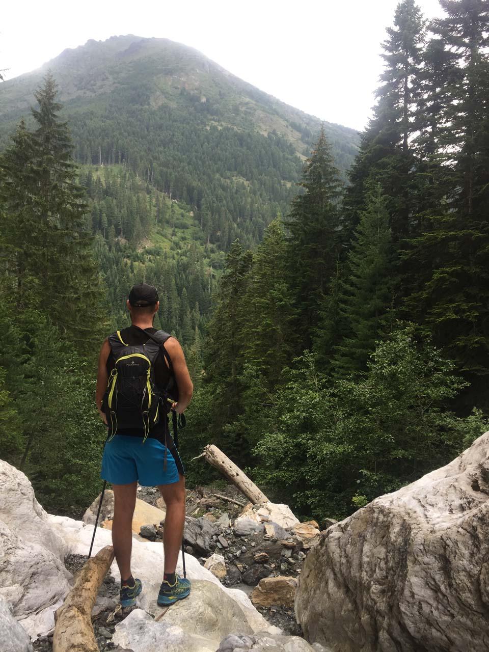 Trošku sme sa stratili č.1 Najvyšší vrch Kosova - Djeravica 2656 m.