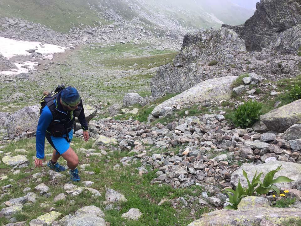 Začiatok cesty Najvyšší vrch Kosova - Djeravica 2656 m.