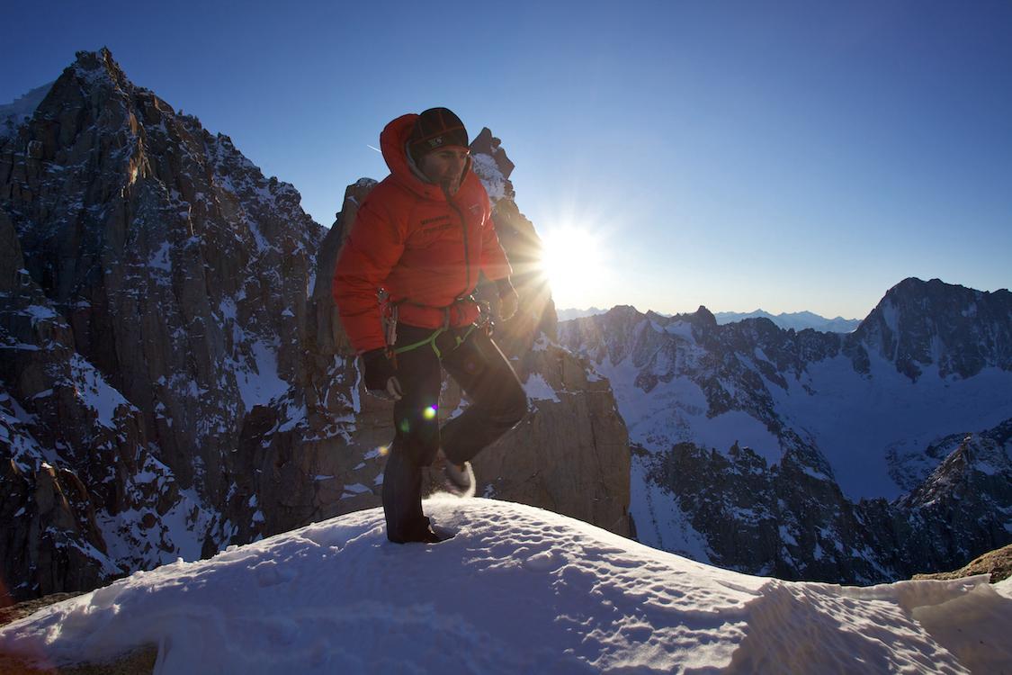 Ueli Steck v projektoch pred 82 summits