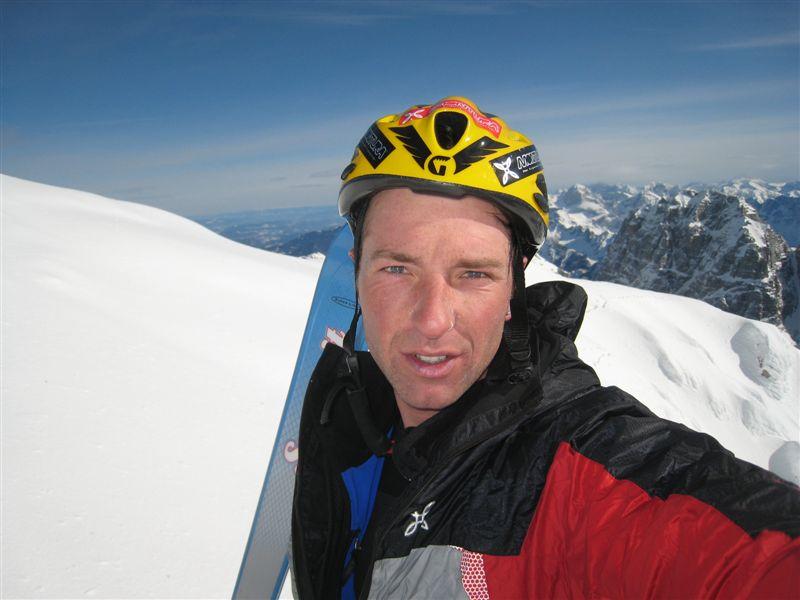 Talianský horolezec Luca Vuerich