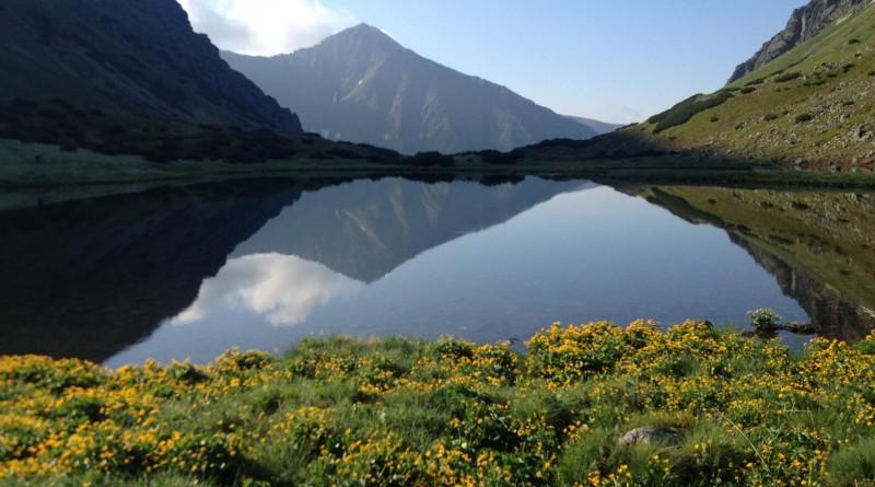 západne Tatry v plnej kráse