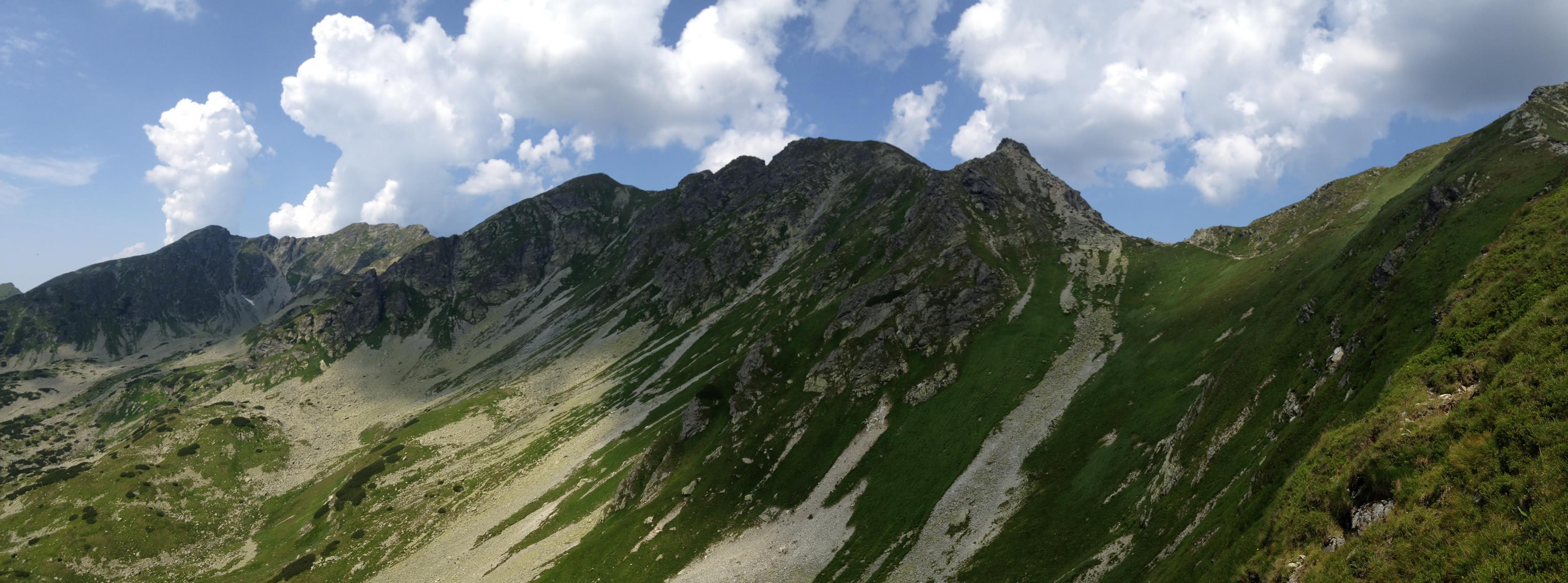 Západné Tatry od Baníkova až po Smutné sedlo