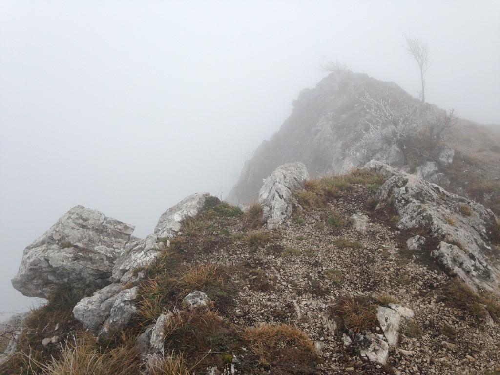 """ak je náhodou """"zlé"""" turistické počasie hore na planinách takmer nikoho..."""