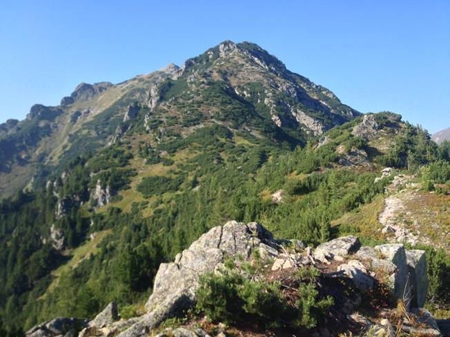Nižná Magura Otrhance Západné Tatry