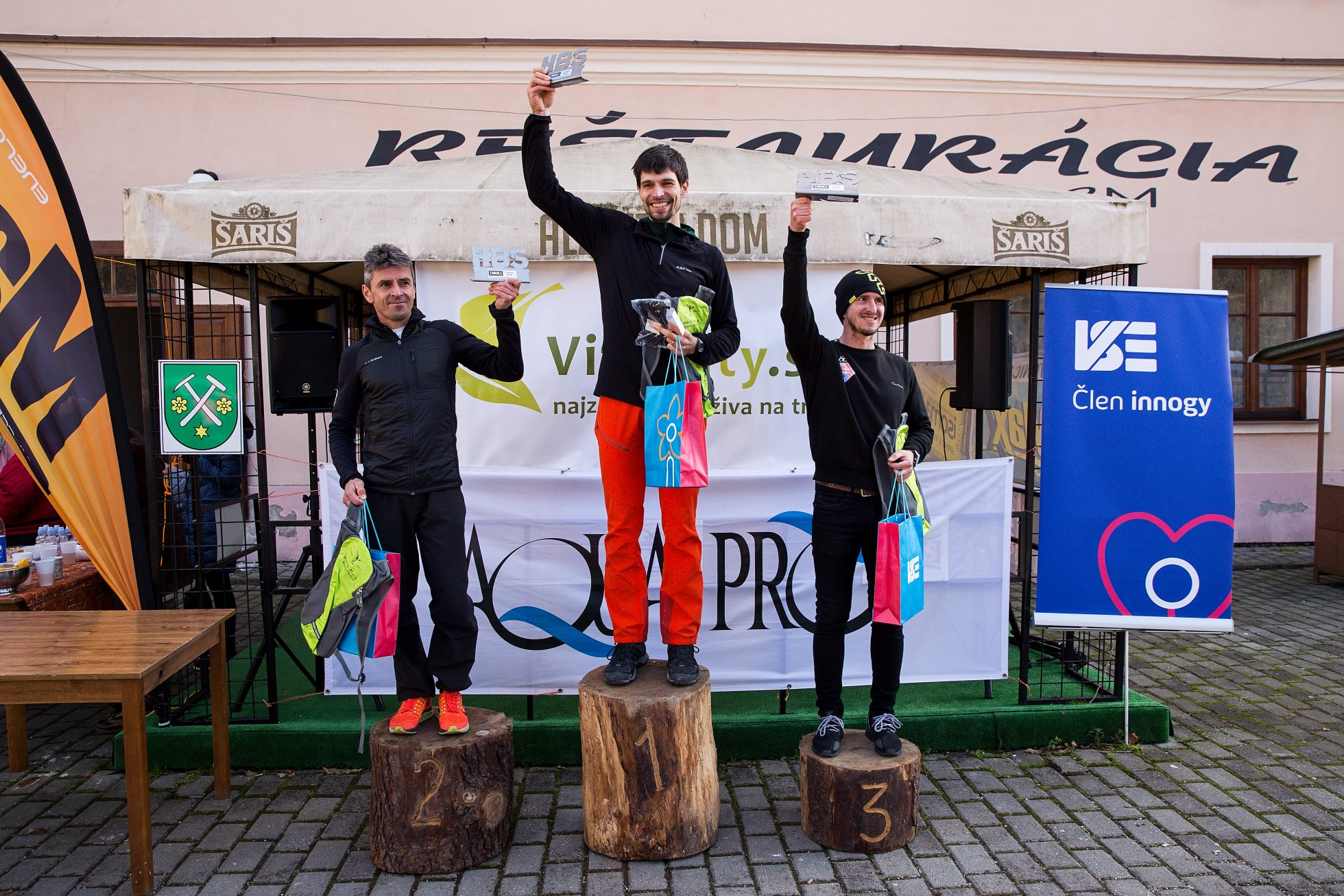 Expresky z hôr 88 - Výsledky muži – Beh hrebeňom Volovských vrchov 2017