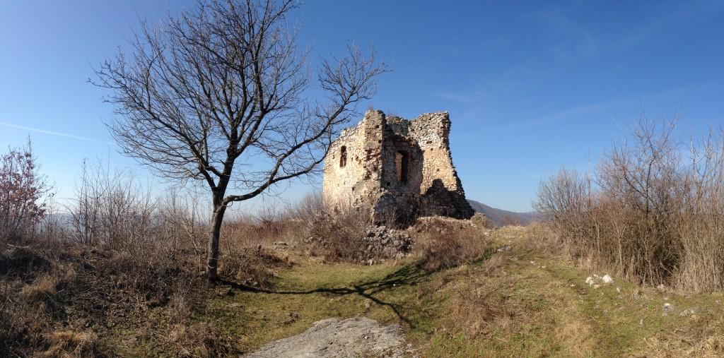 Turniansky hrad...