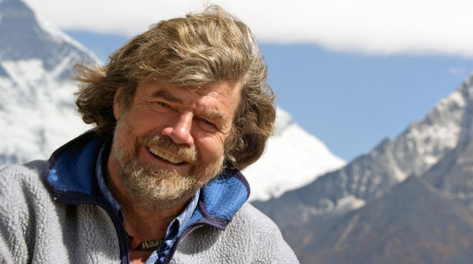 Expresky z hôr 43 - Reinhold Messner, zdroj: truehuenews.com
