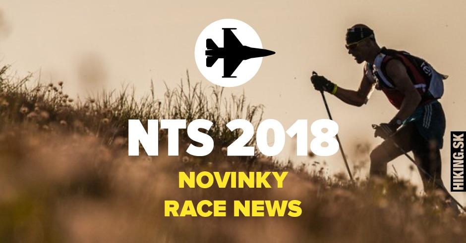 Expresky z hôr 96 - NTS 2018, Novinky, zdroj: hiking.sk