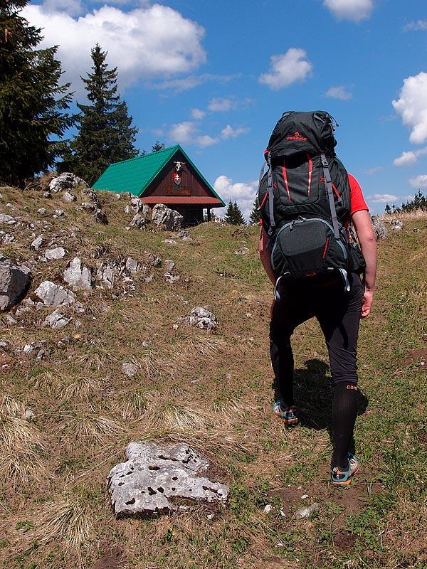 Expresky z hôr 11: Thom testuje Ferrino OVERLAND vo Veľkej Fatre