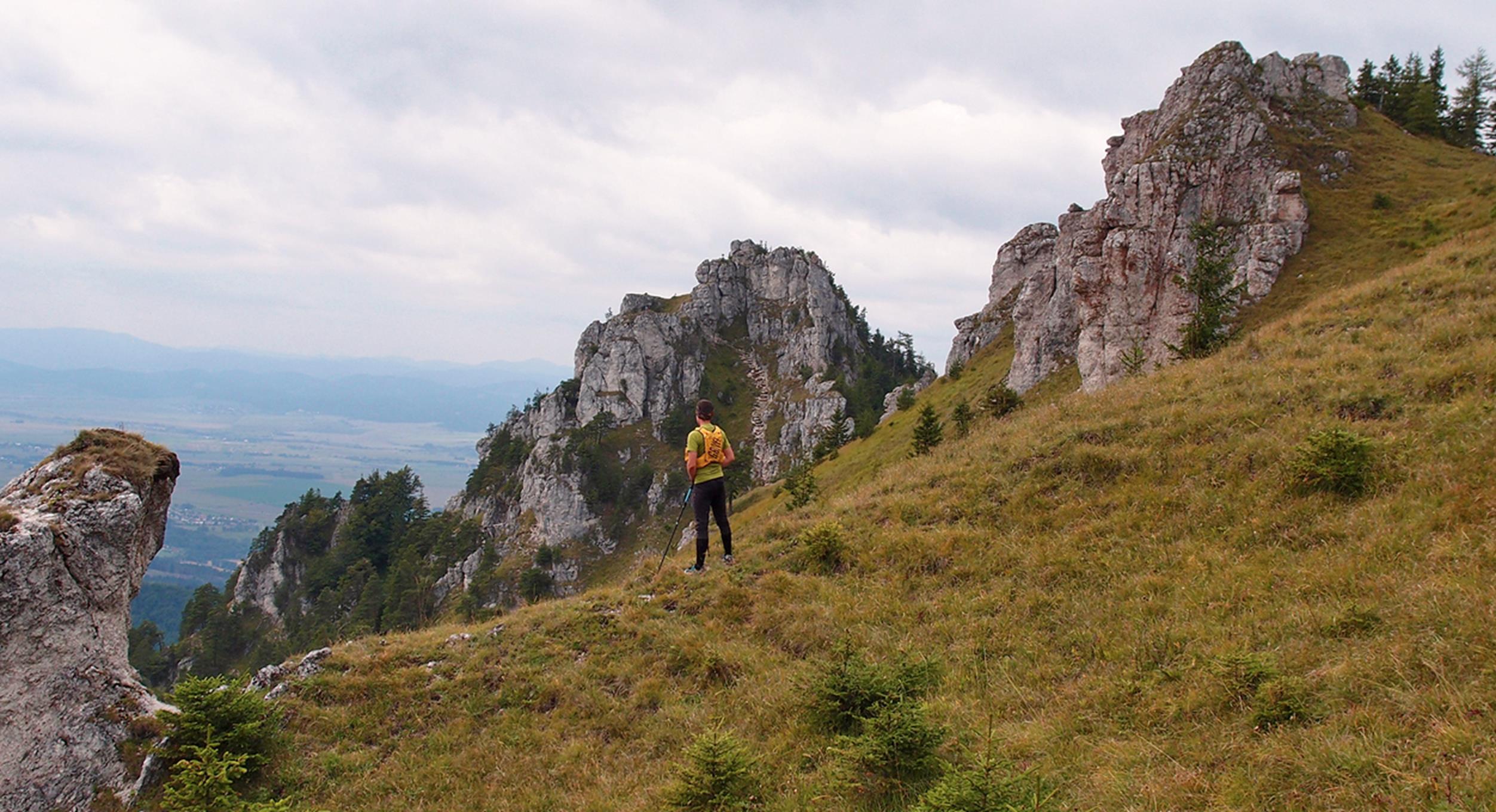 Grivel Mountain Runner Light 5l testovanie vo Veľkej Fatre