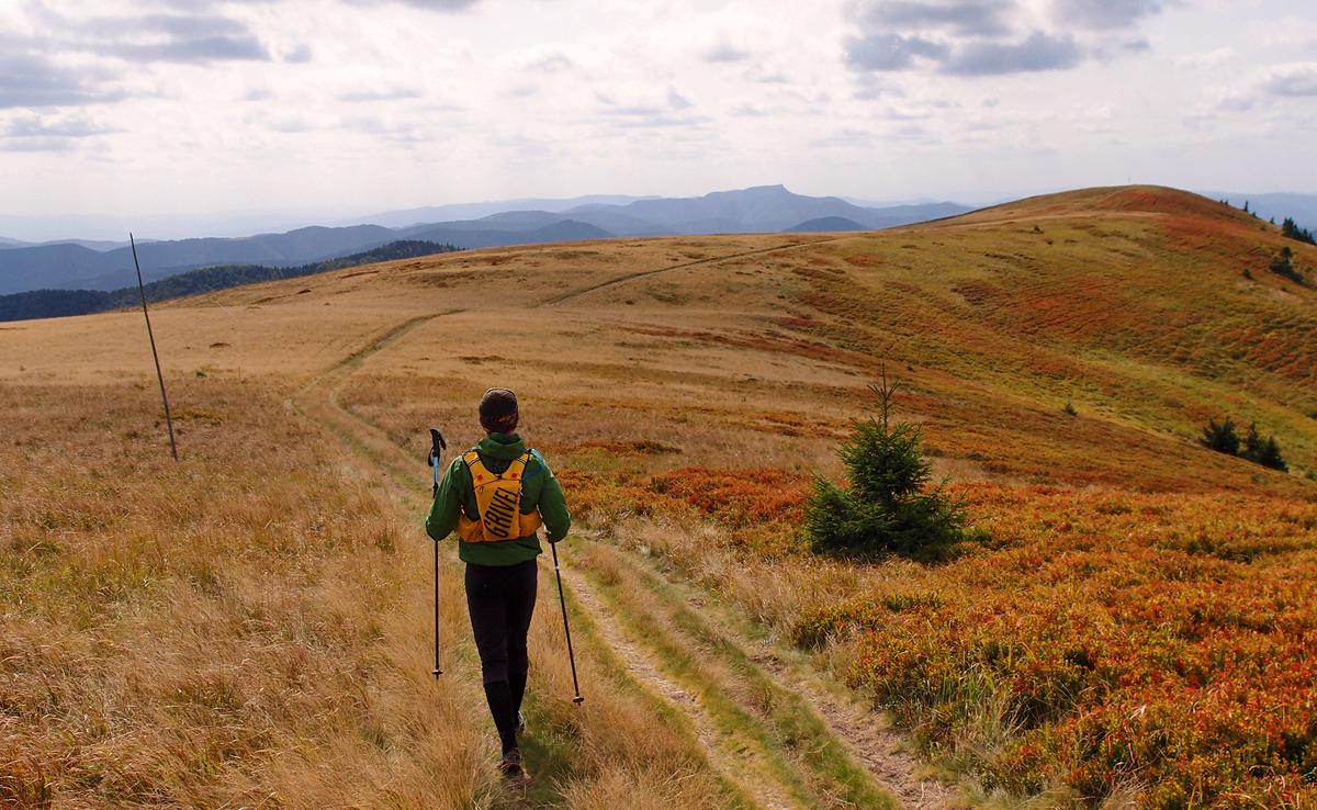Grivel Mountain Runner Light 5l testovanie v Malej Fatre