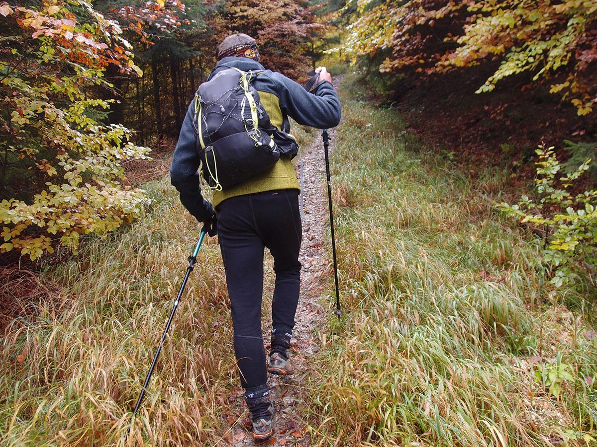 Pánska bunda Forester od Black hill outdoor v jesennej Veľkej Fatre