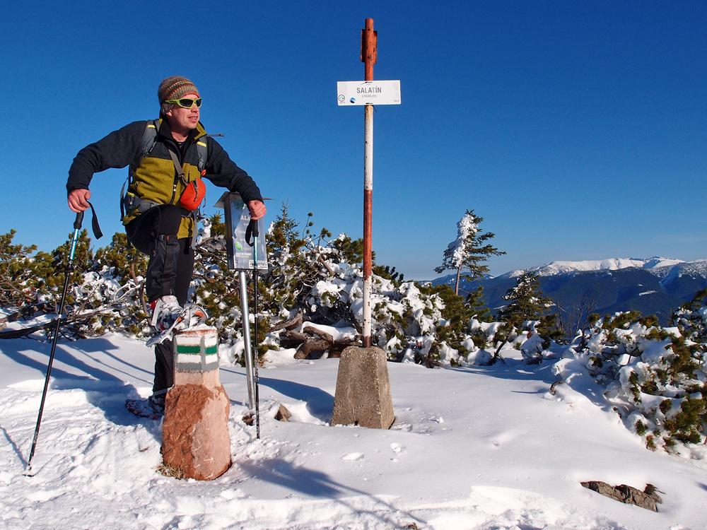 Pánska bunda Forester od Black hill outdoor v Nízkych Tatrách