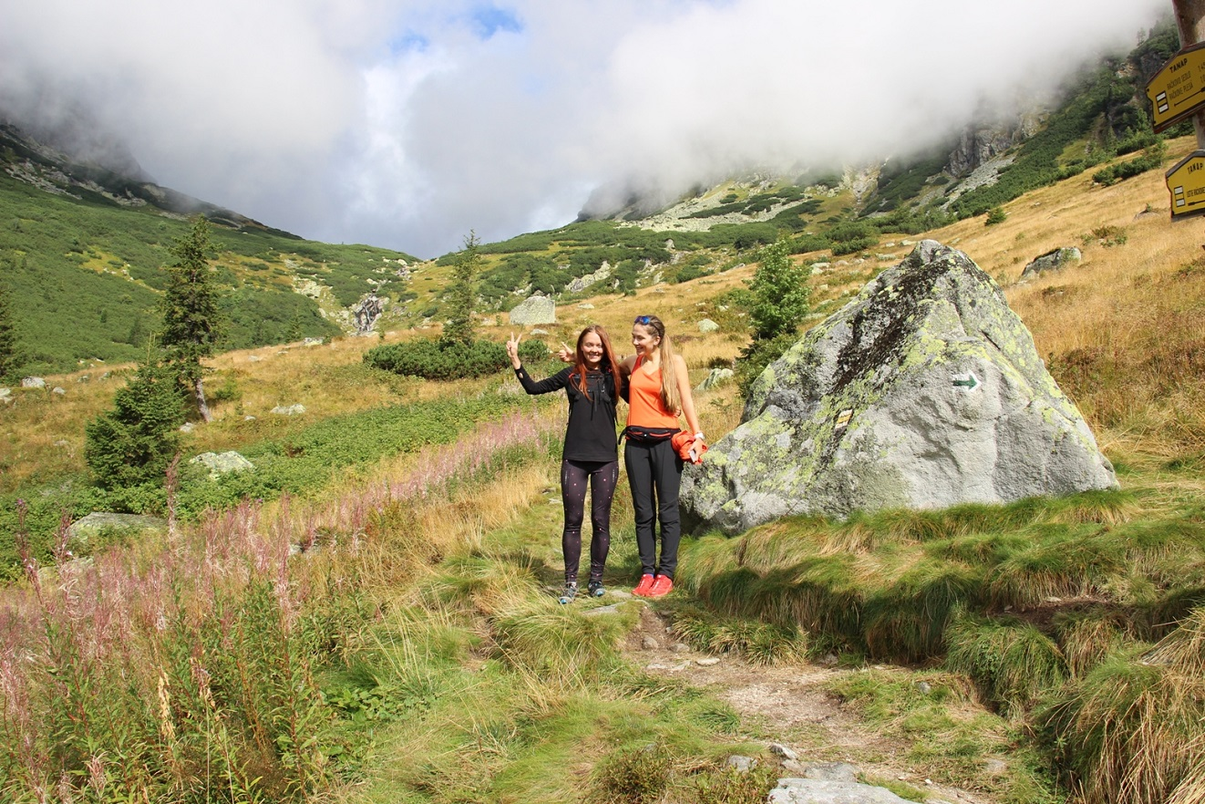 Vysokohorský beh cez Klin