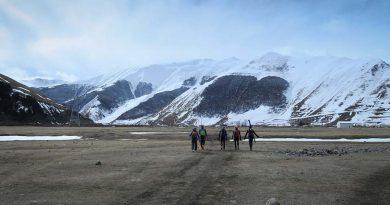 Ako nás skialpinistická vášeň dotiahla až do Gruzínska pod Kazbeg