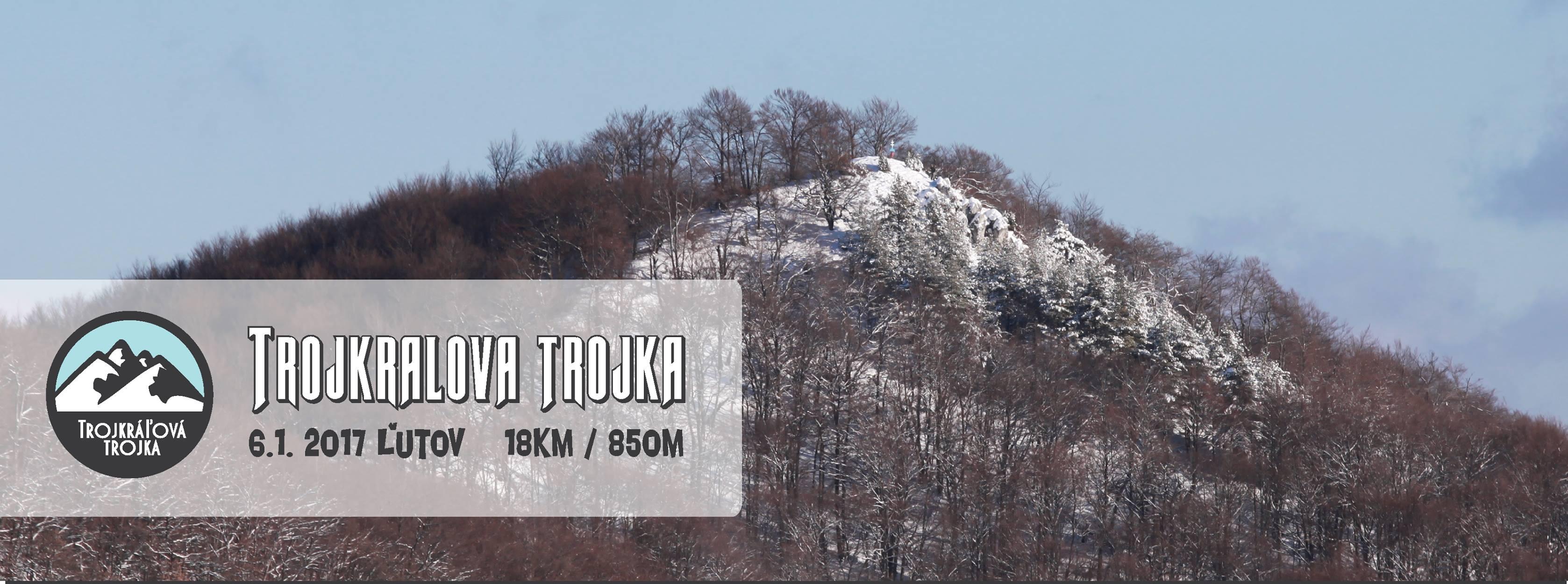 Expresky z hôr 43 - Trojkráľová Trojka 2017, zdroj: FB page Výživná Štvorka