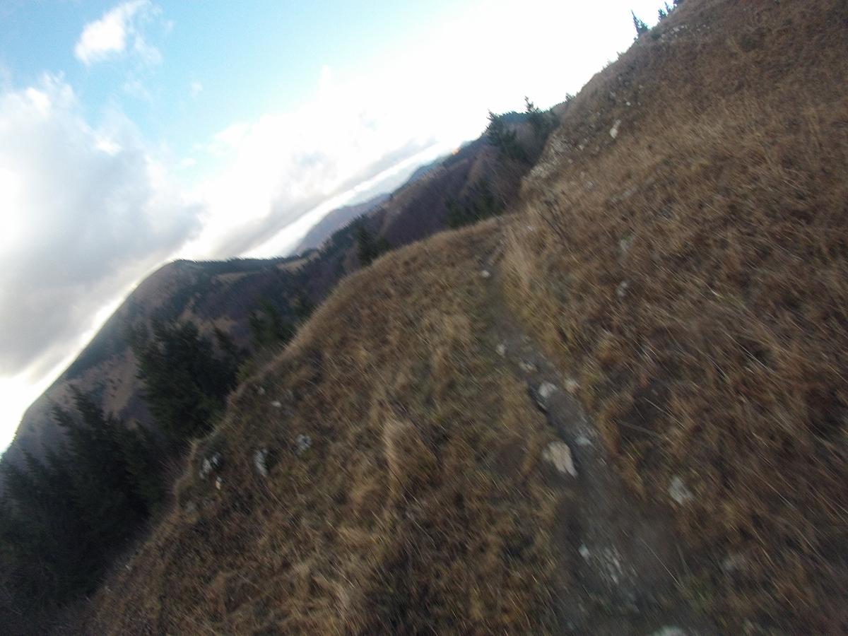 Zbeh zo Suchého vrchu