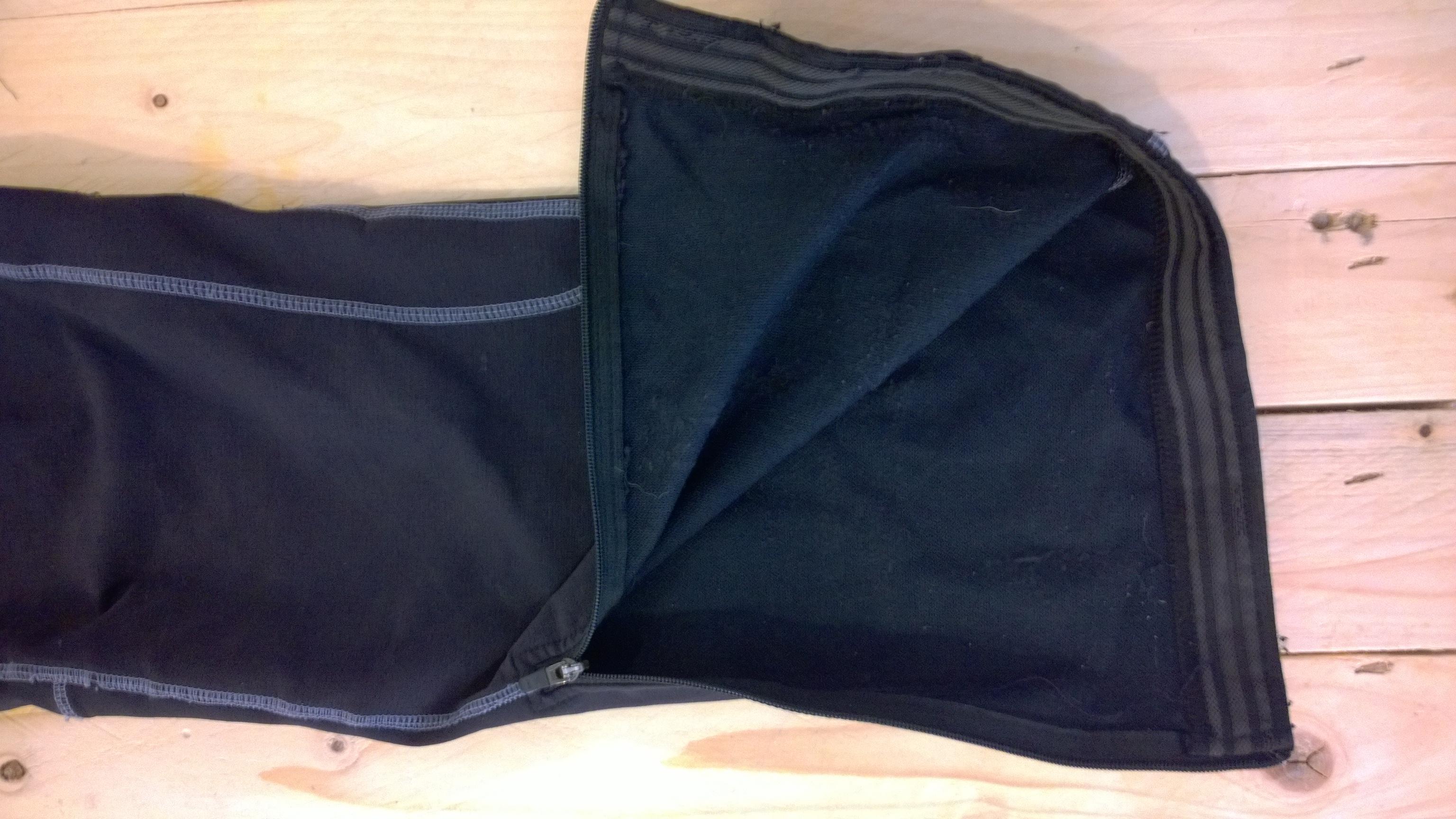 Outdoor recenzia: Elastické nohavice Ferrino Blouberg a elastický límec