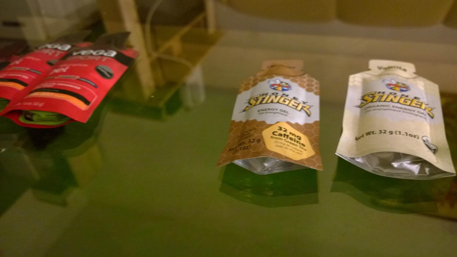 bio Energetický gél Stinger s príchuťou čokoláda