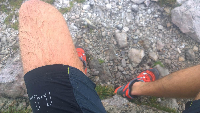 Ferrino Garriwerd bežecké kraťasy