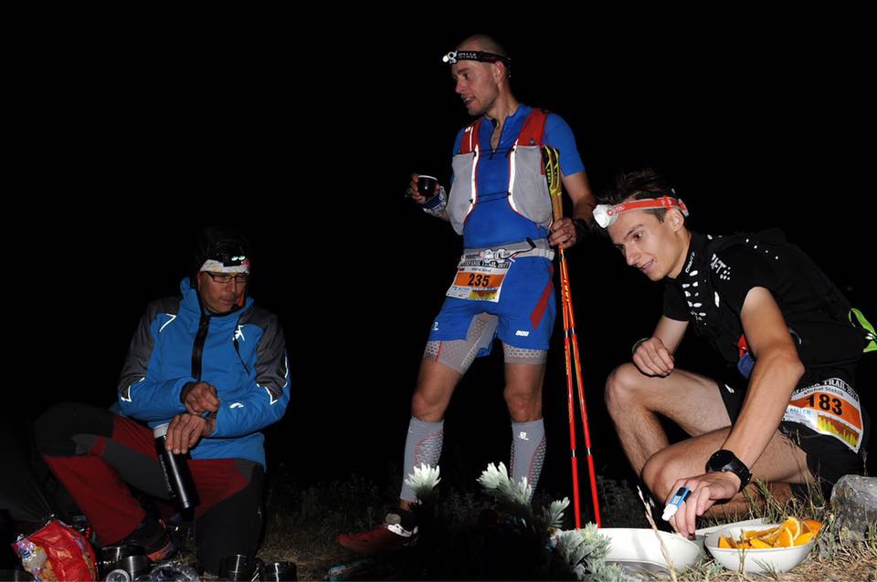 Mišo Stehlík na Stefanik Trail 2017
