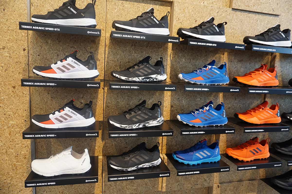 Bežecká trailová obud od Adidas a jej Terrex línia. | Trail running
