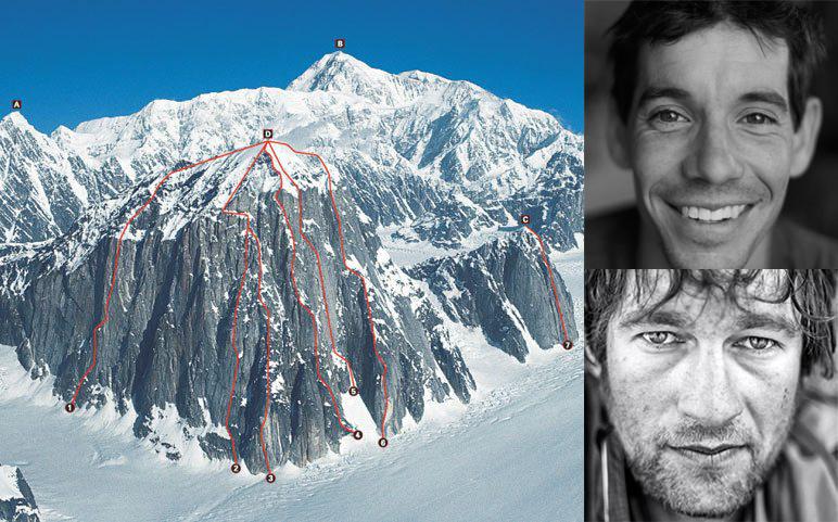 Expresky z hôr 61 - Honnold-Ozturk projekt na Aljaške