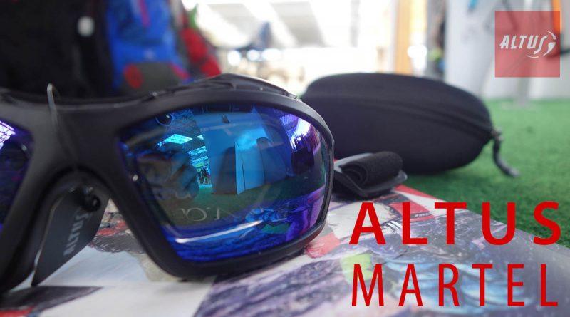 Altus Martel Horolezecké a ľadovcové okuliare