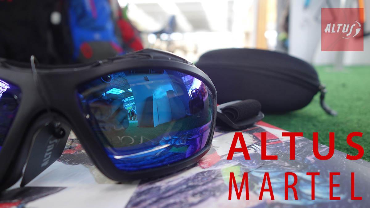 Expresky z hôr 75 - Altus Martel, okuliare do hôr