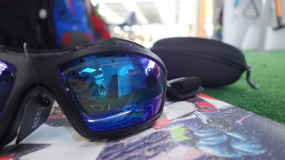 altus martel slnečné okuliare na ladovec s UV filtrom 4