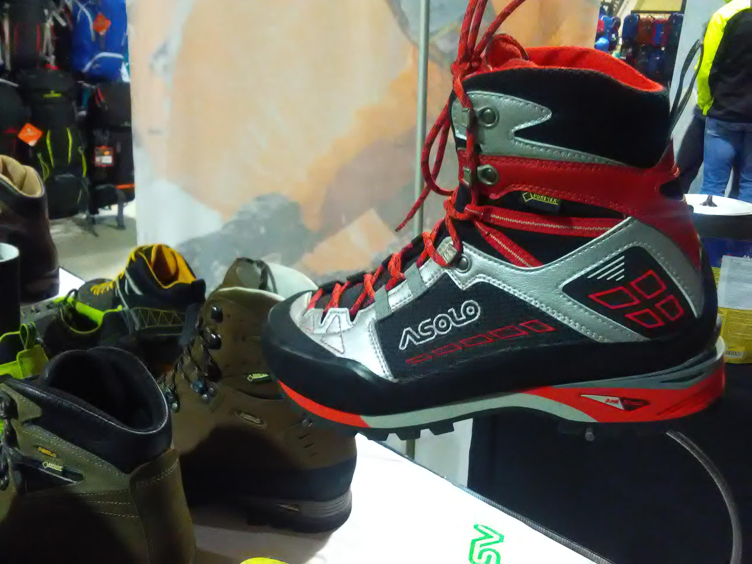 Horolezecká ultra ľahká topánka Asolo Freney