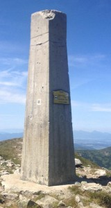 Obelisk-na-Baranci-Západné Tatry
