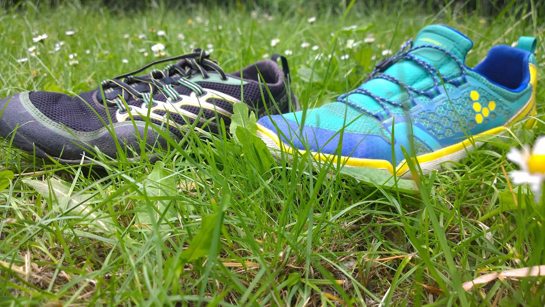 Barefoot tenisky, VivoBarefoot a Merrel