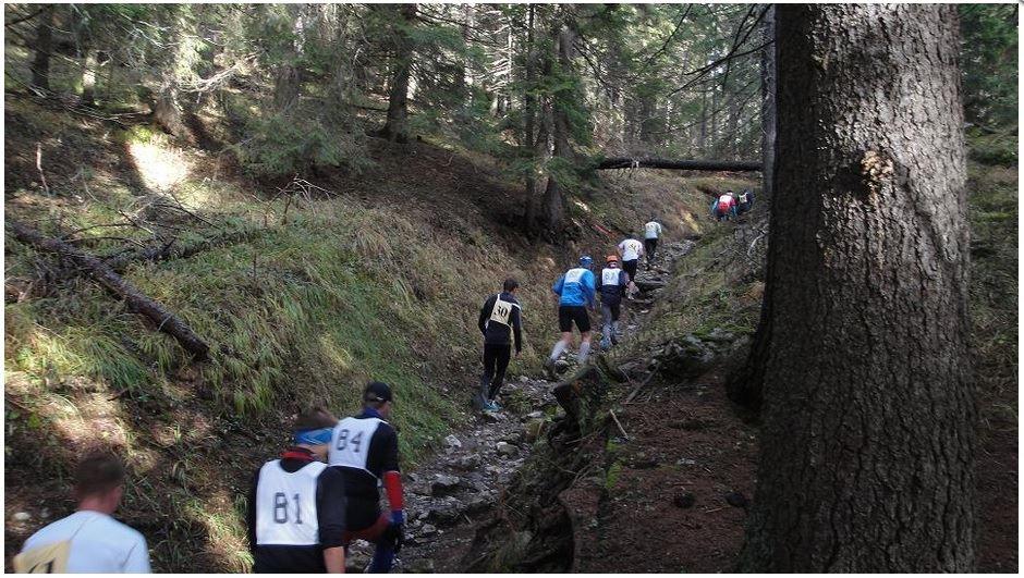 Expresky z hôr 35 - Bobrovecký beh do vrchu, zdroj: FB page SZŠ v pohybe