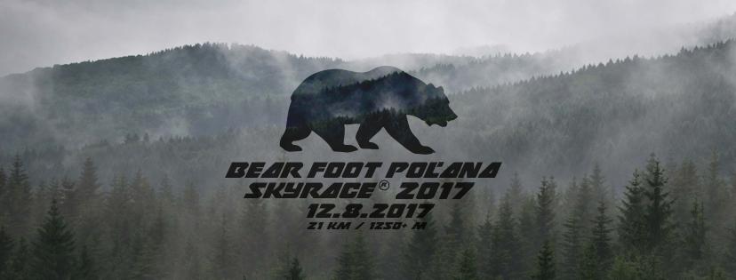 Expresky z hôr 74 - Bear Foot Poľana Skyrace 2017, zdroj: FB page BFP