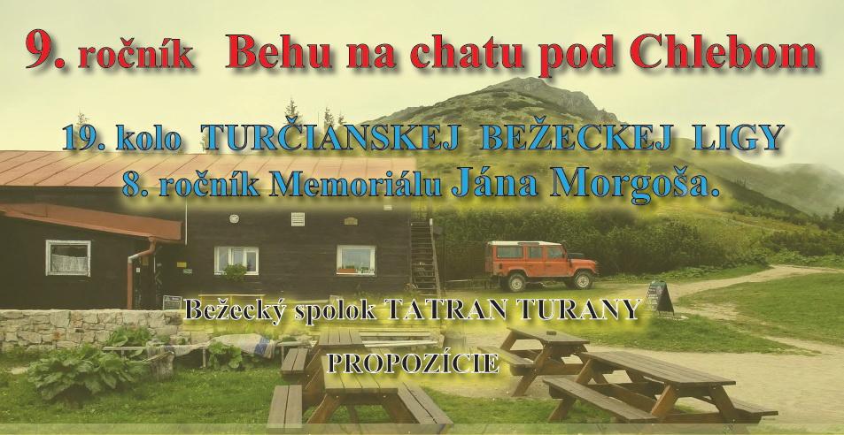 Expresky z hôr 71 - 9. ročník Behu na chatu pod Chlebom