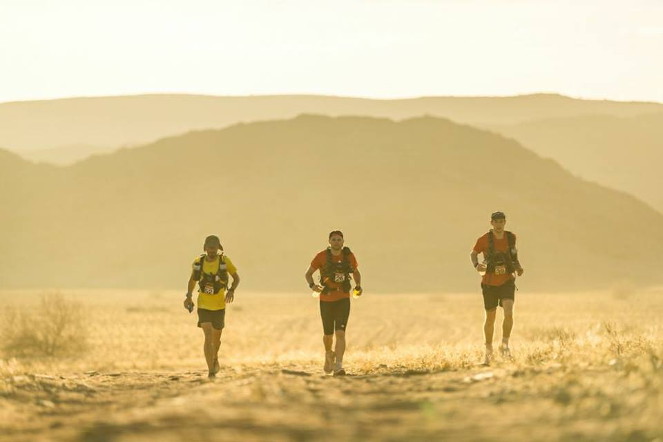 Expresky z hôr 90 - Desert Ultra Race 2017, zdroj: FB page Beyond the Ultimate Race